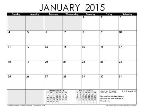 january  calendar printable   calendar templates images calenders monthly