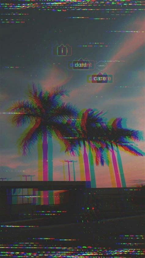 dont care aesthetic wallpaper trippy wallpaper iphone