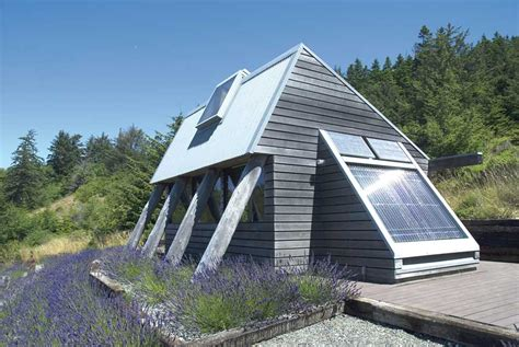 Small Home Oregon Cost Small Eco Houses Solar Home On The Oregon Coast