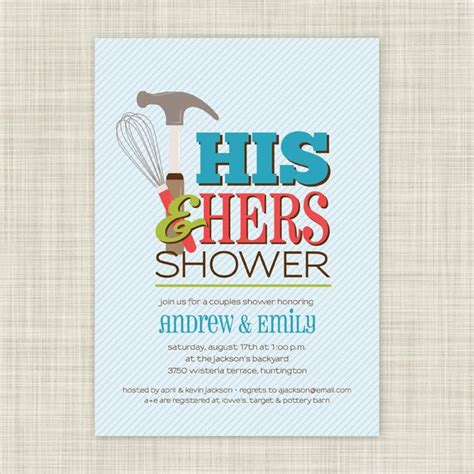 studio his and hers wedding invitations templates wedding or bridal shower invitations and invites couples