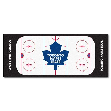 Kitchen Faucets Ottawa fanmats toronto maple leafs 2 ft 6 in x 6 ft rink rug