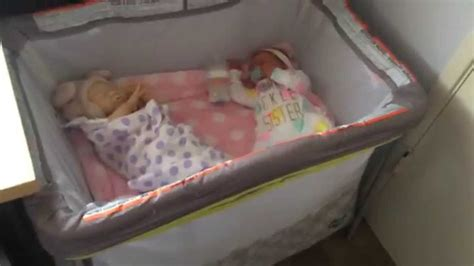 reborn baby beds new crib reborn baby approved youtube