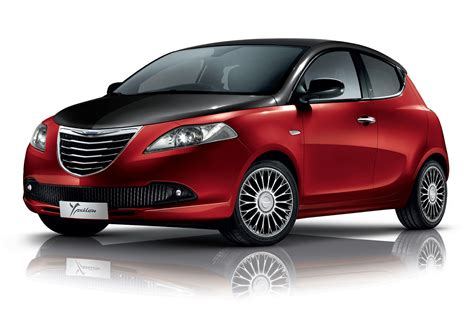 Lancia Y 2011 by Chrysler Ypsilon Car Magazine