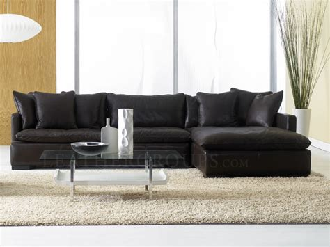 leather trend sofa robyn reno sectional sofa with chaise by leathergroups