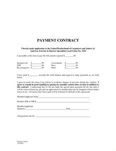 Free Payment Contract Template by 7 Payment Contract Template Timeline Template
