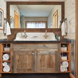 Rustic Bathrooms Ideas 25 best rustic bathroom vanities ideas on pinterest
