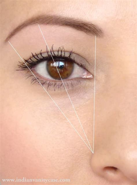 The Of Groomed Brows by How To Shape Your Eyebrows The Vanity
