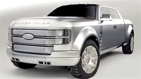 Ford F250 Chief by Ford F 250 Chief Concept 2006