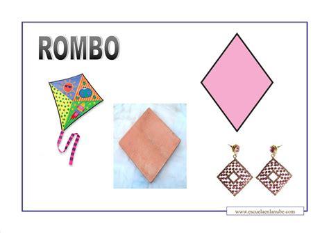 figuras geometricas un rombo formas geometricas rombo