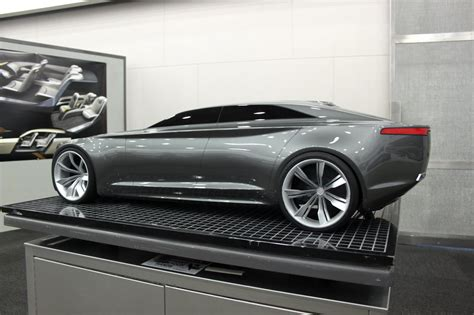 lincoln concept cars lincoln mkf concept could make a compelling rival against
