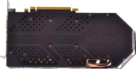 Komputer Xfx Radeon Rx 580 4gb Ddr5 Gts Oc Dual Fan xfx amd radeon rx 580 1366mhz 4gb gddr5 256 bit dual fan