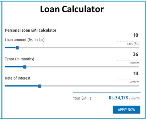 calculator home loan how to calculate interest rates quora