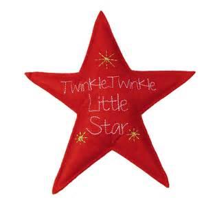 felt star christmas tree topper by the christmas home