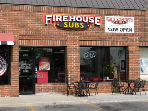 Firehouse Subs Corporate Office by Restaurant Construction Thorndale Construction Services