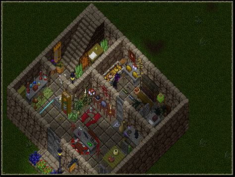 Decorating A Small Room Ultima Online Runeforge Gossip