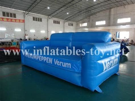 Giant Inflatable Sofa For Furniture Advertising Tuo Yi