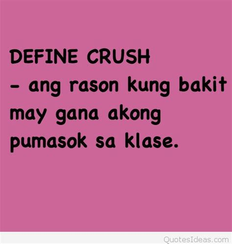 dear quotes dear crush quotes tagalog www imgkid the image kid