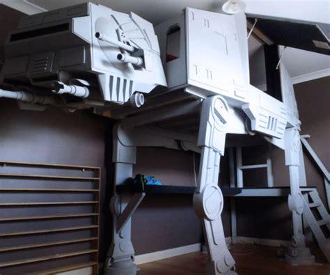 star wars   bunk bed