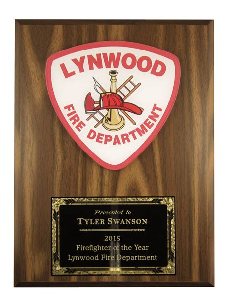 Handcrafted Plaques - custom medallion plaque