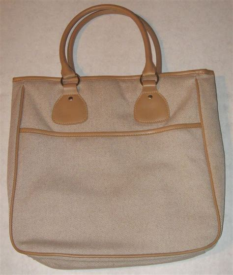 Estee Lauder Bag 1 estee lauder large tote bag canvas ebay