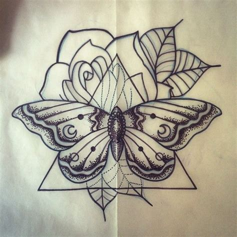 geometric butterfly tattoo 25 best ideas about butterfly wrist on