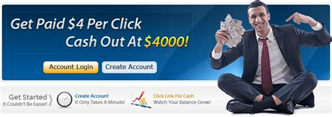 Make Money Online Clicking Ads - four dollar click earn money by viewing ads