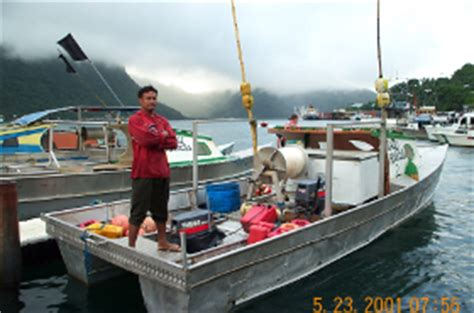 small boat longline system overview of the fisheries pelagics