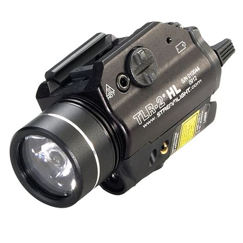 Handgun Lights by Streamlight Tlr 2 Hl Tactical Gun Mount Weapon Light With La
