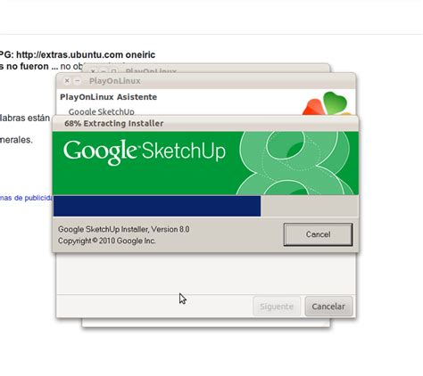 sketchup layout ubuntu google sketchup en ubuntu taringa