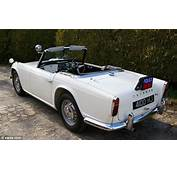 Triumph TR4 Convertible Used By Police In The 1960s Goes
