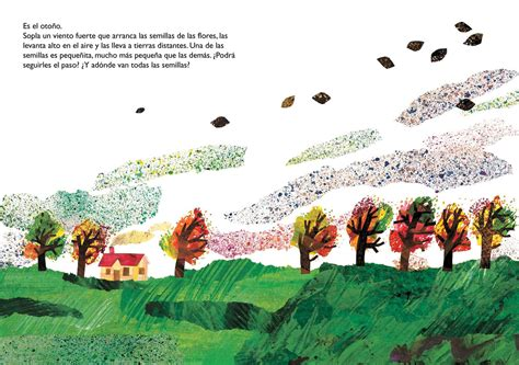 libro la semillita the tiny la semillita the tiny seed book by eric carle alexis romay official publisher page