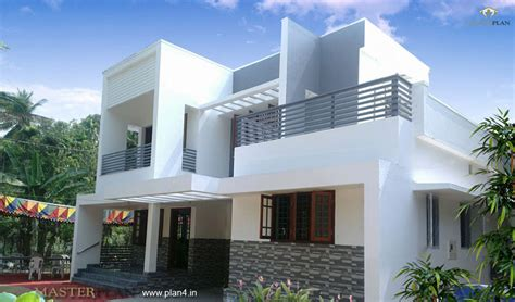 Plan4u Kerala S No 1 House Planners Space Utilized Contemporary House Plans Kerala