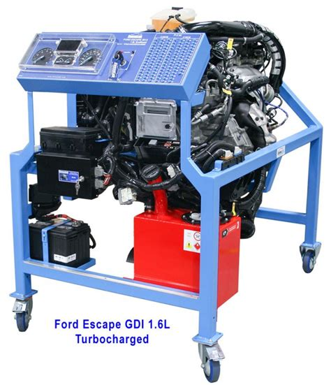 engine bench sectors consulab