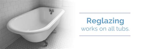 bathtub relining tub reglazing vs tub replacement custom tub and tile