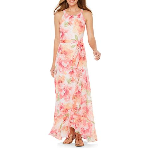 K A Maxy r k originals sleeveless maxi dress jcpenney