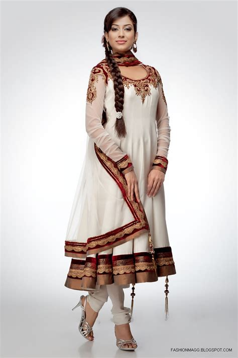 indian clothes shops in southall anarkali frock designer fashion style december 2012
