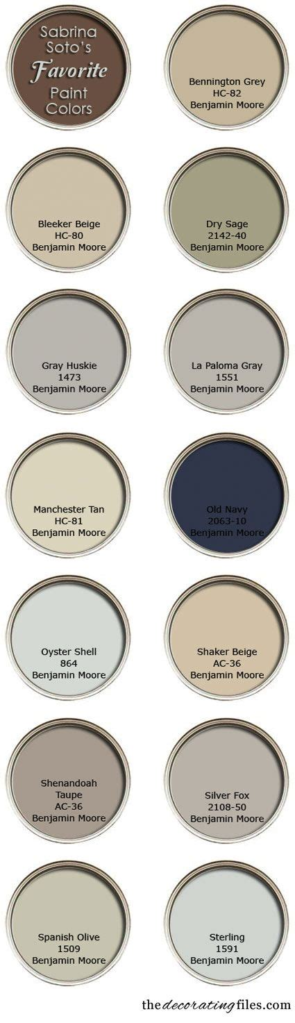 choosing paint color designer sabrina soto s favorite the neutrals which can mix and match