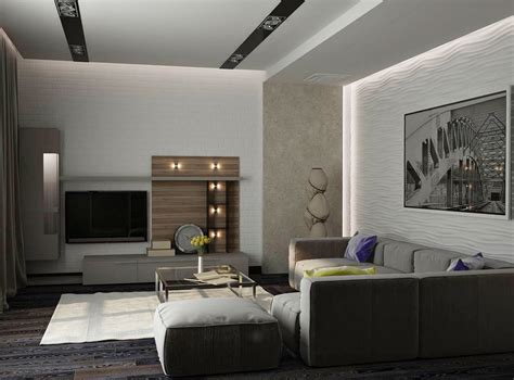 Living Room Apartment Decor by 30