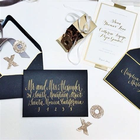 midnight blue wedding invitations midnight blue white gold wedding invitations