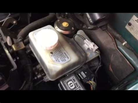 repair anti lock braking 2001 mitsubishi diamante free book repair manuals 2003 montero limited brake pump noise youtube