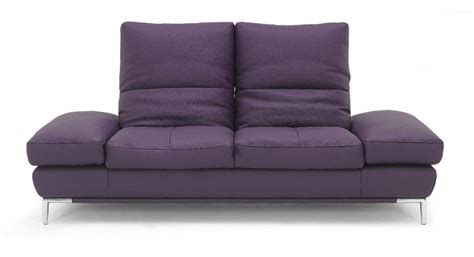 eggplant leather sofa eggplant sofa thesofa