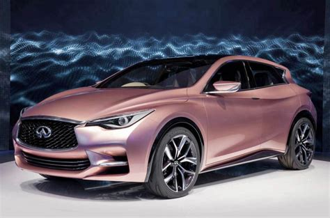 gold infiniti car 2017 infiniti q30 price release sate review redesign specs