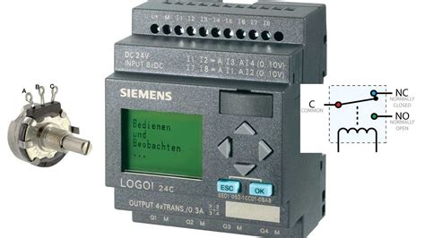 tutorial logo siemens siemens logo plc analogue threshold trigger tutorial 14