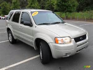 2004 Ford Escape Limited 2004 Ford Escape Limited Exterior Photos Gtcarlot