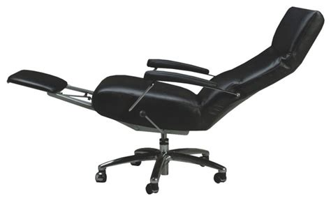 josh reclining executive desk chair contemporary