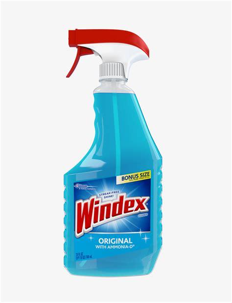 Pembersih Kaca Spray windex original glass cleaner 26 ounces sky service