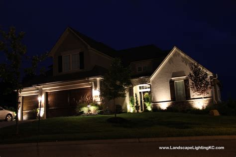 overland park lights home landscape lights in overland park kansas