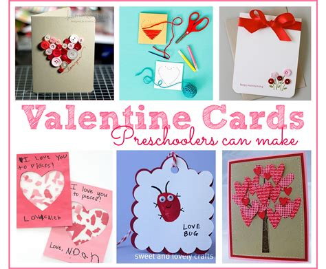 make a valentines day card preschool ponderings s day cards that