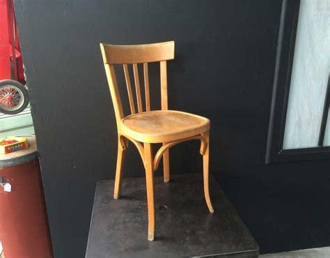 chaise baumann prix lot 30 chaises bistrot baumann 233 es 60