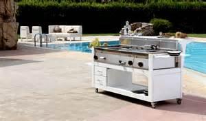 cuisine modulable pour ext 233 rieur five italy cuisine